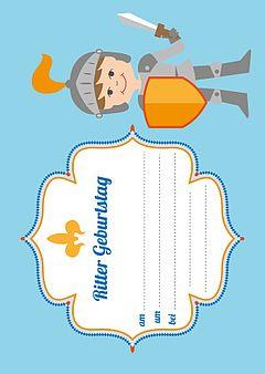 Gratis Einladungskarten Von Www.kindergeburtstag.events :: Das Portal Für  Kindergeburtstage   Kindergeburtstag