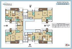 Woodsville Pune – Floor Plan Details