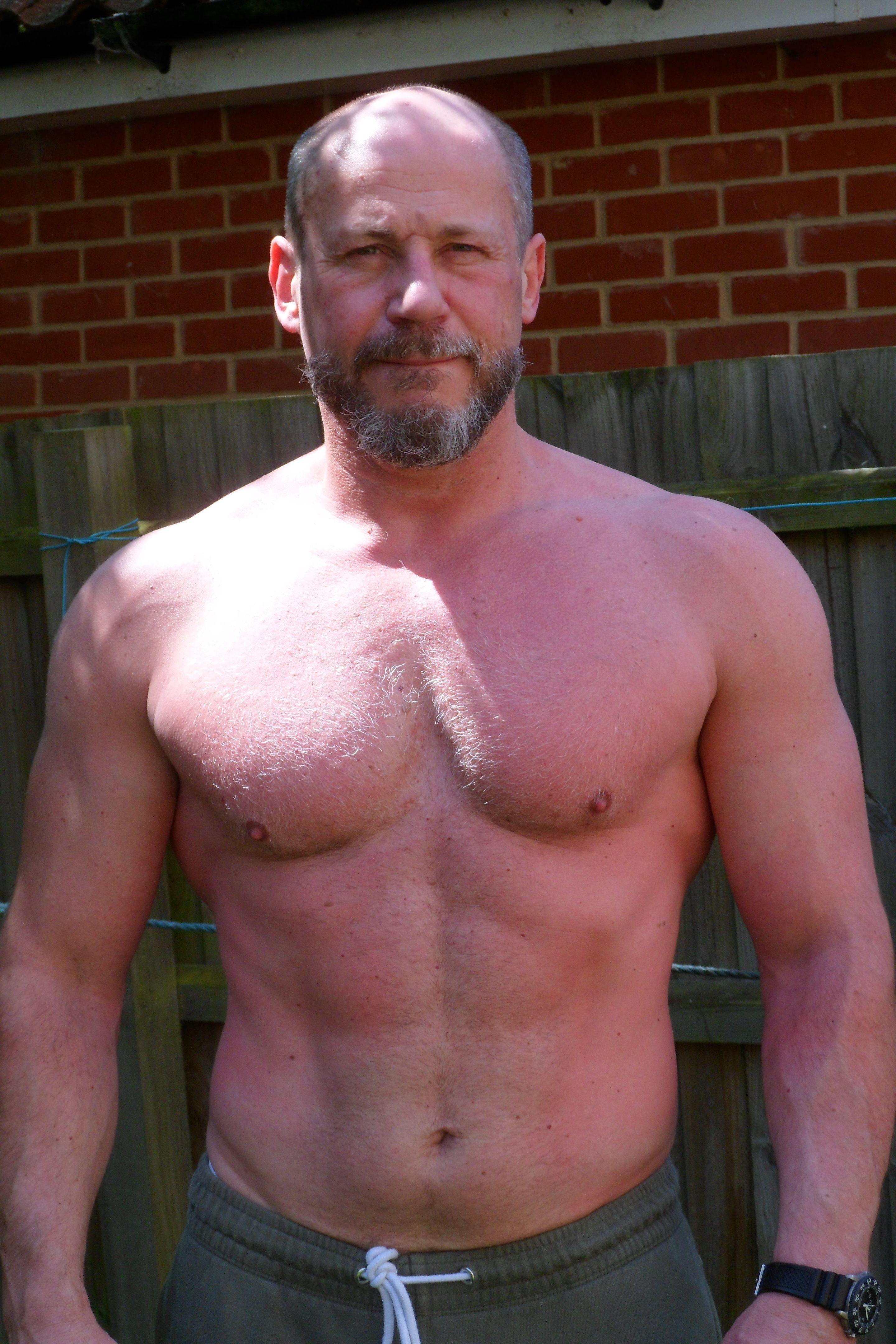 Muscle peluda Calvo Hombres Gay Wwwfreee-Pornscom-8574