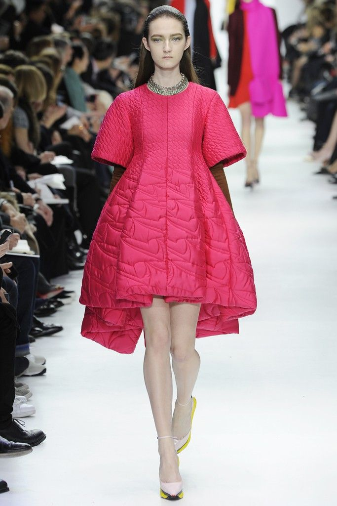 Dior RTW Fall 2014 - Paris Fashion Week