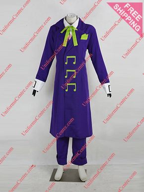 Batman The Brave And The Bold Music Meister Cosplay Costume