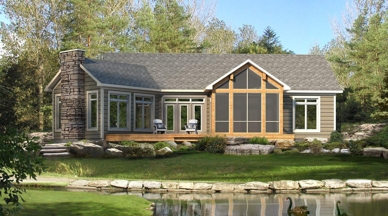 Beaver Homes and Cottages   Stillwater   Beaver homes and cottages ...