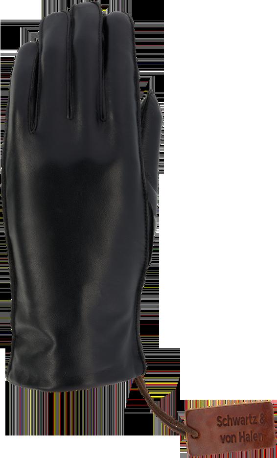 Hepburn Leren Handschoen Dames