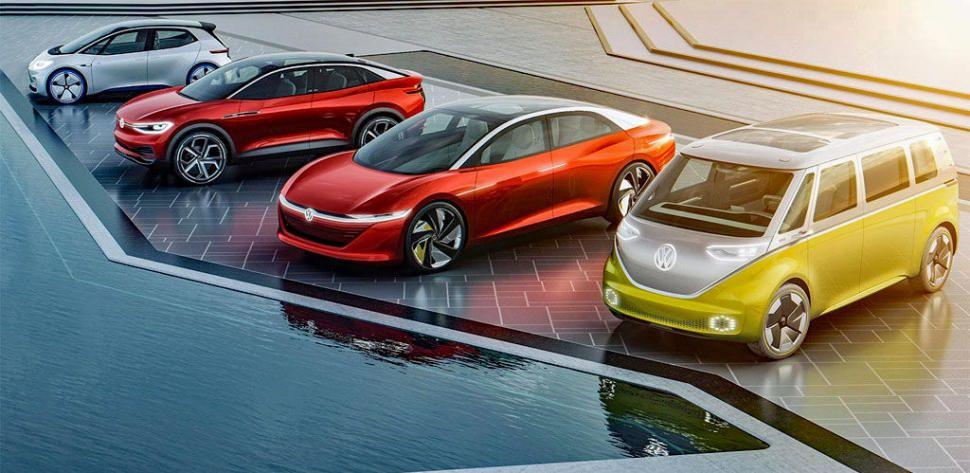 Vw Id 3 Dette Er Vws Viktigste Bil Siden Bobla Volkswagen Ford Mustang Audi