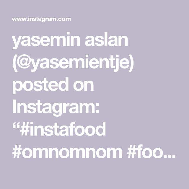 "yasemin aslan (@yasemientje) posted on Instagram: ""#instafood #omnomnom #foodporn #food #foodie #organic #healthyeats #goodeats #vegetarian #vegan #hungry #homemade #madefromscratch #eten…"" • Nov 12, 2020 at 11:32am UTC"