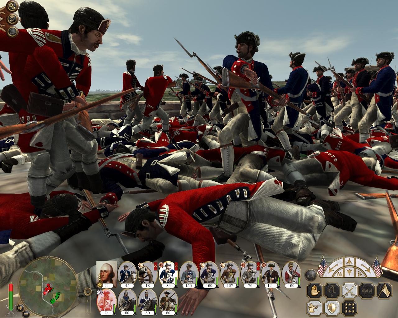 the american revolutionary war |     media The American