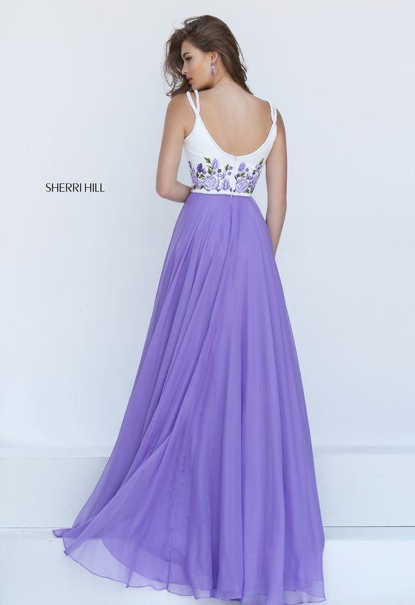 Sherri Hill 50410   Prom ideas   Pinterest   Faldas, Gasa y Vestidos ...