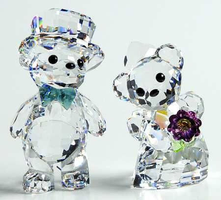Swarovski Crystal Figurines   SWAROVSKI SWAROVSKI CRYSTAL FIGURINE at Replacements, Ltd