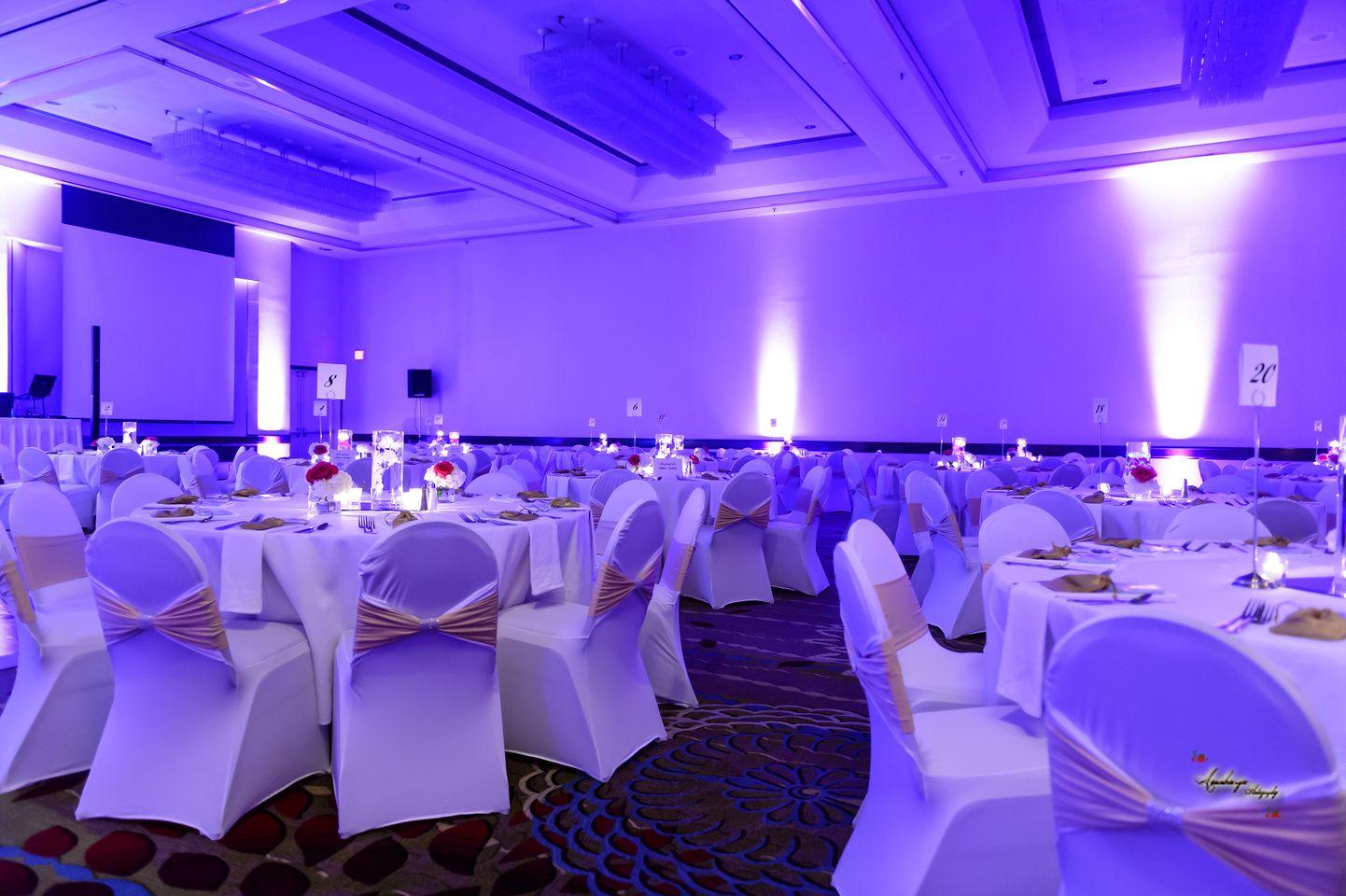 Indian Wedding Venue Decorations