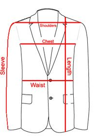 ricondi leather suit size guide