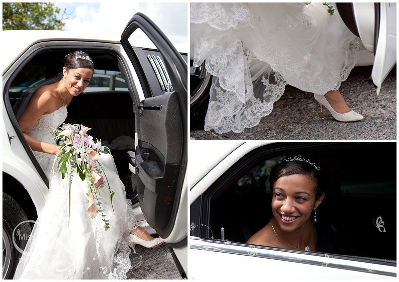Pin by amni on Bride in the car (With images) Lace