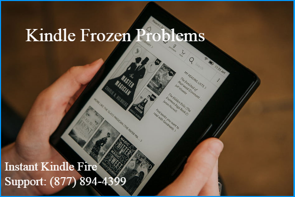 Kindle Frozen Problems Kindle Fire Help & Support