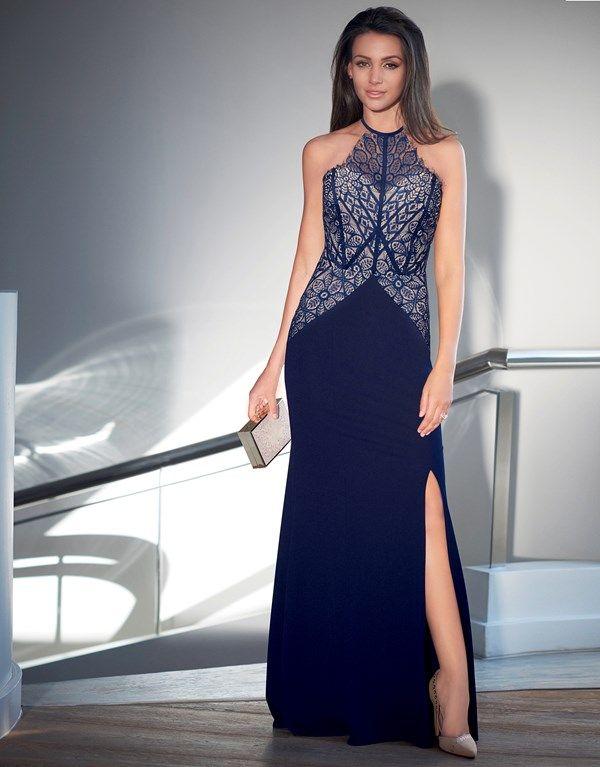 Black and white striped maxi dress michelle keegan wedding