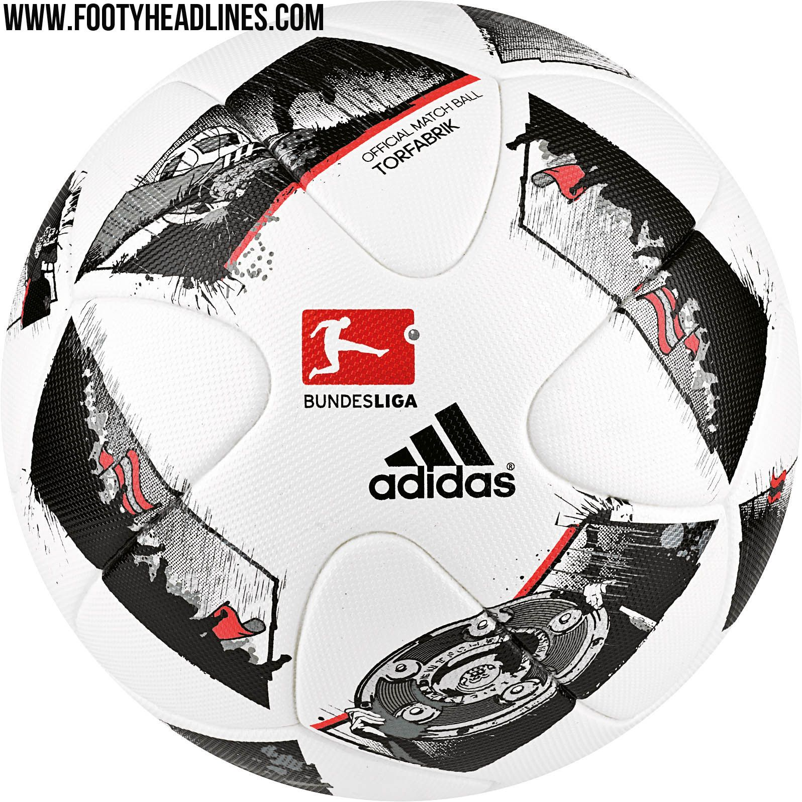 Adidas 16-17 Bundesliga Ball Leaked - Footy Headlines  9a5cc6d5db706