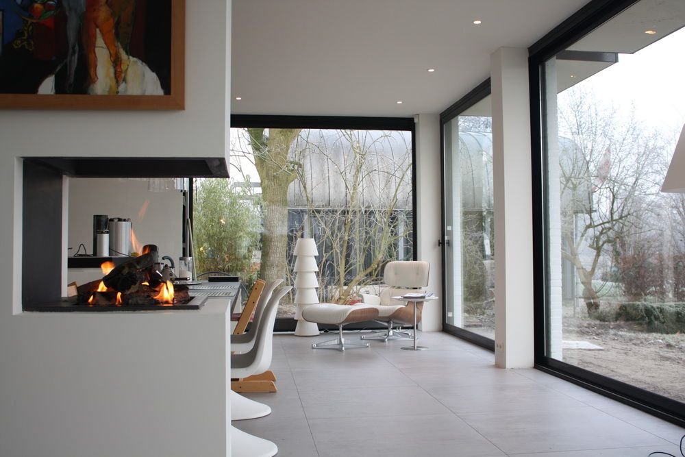 Pin by Architecten aan huis on Uitbouw mogelijkheden Pinterest - frais annexes construction maison3