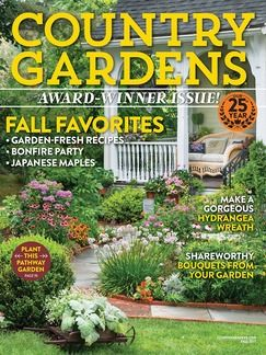 Superb With This Great Deal On A Magazine Subscription To Country Gardens, Youu0027ll  Be Inspired To Create The Perfect Outdoor Space With Country Gardens!
