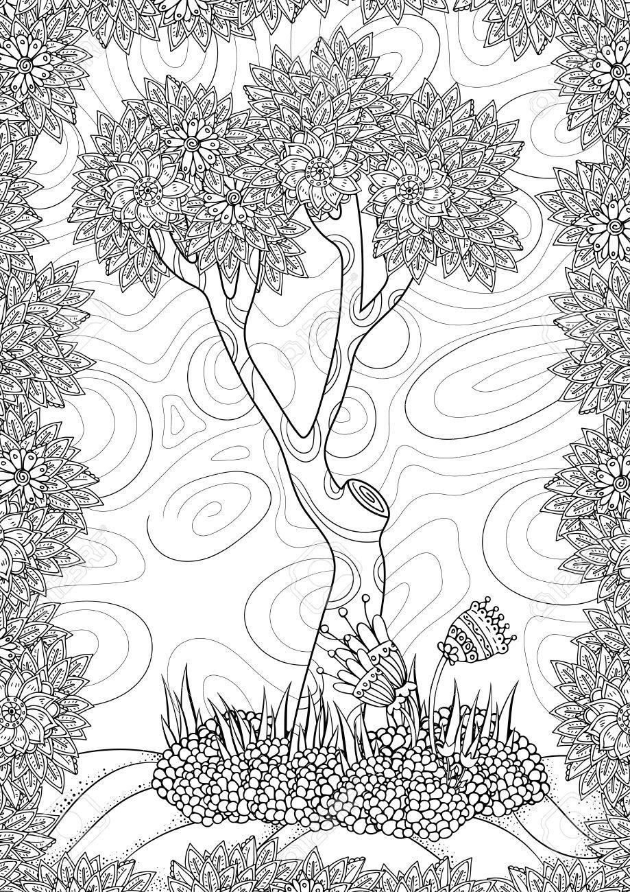 Stock Photo | Dibujos, Libro de colores y Páginas para