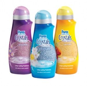 Purex Laundry Detergent Crystals Makes Your Laundry Smell