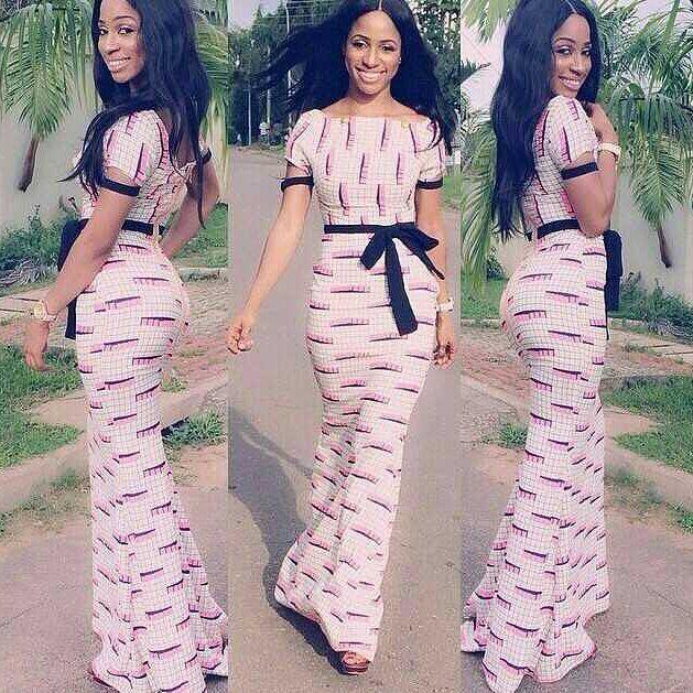 #PostPic - Pour quelle occasion mettrez-vous cette tenue ? #Cameroun #Afrique #AfricanPrint #afrohair #Fashion