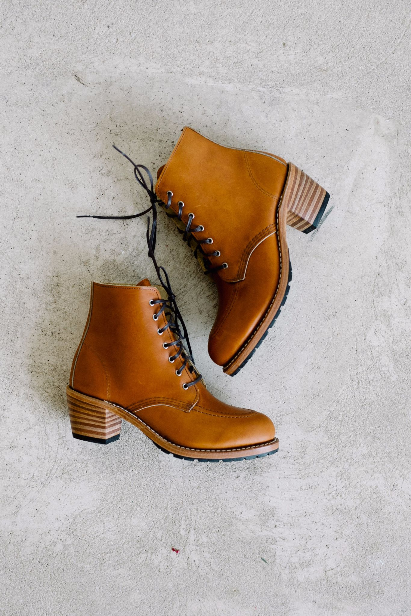 d67eb0f2b5b Red Wing Shoes No. 3404 Clara | i n v e s t m e n t | Shoes, Red ...