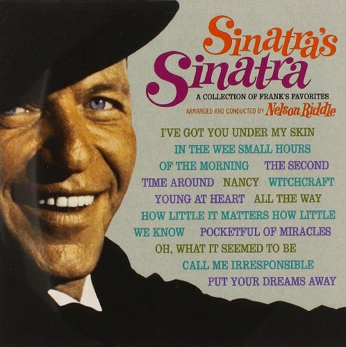 48 Ideas De Frank Sinatra Frank Sinatra Musica Portadas De Discos