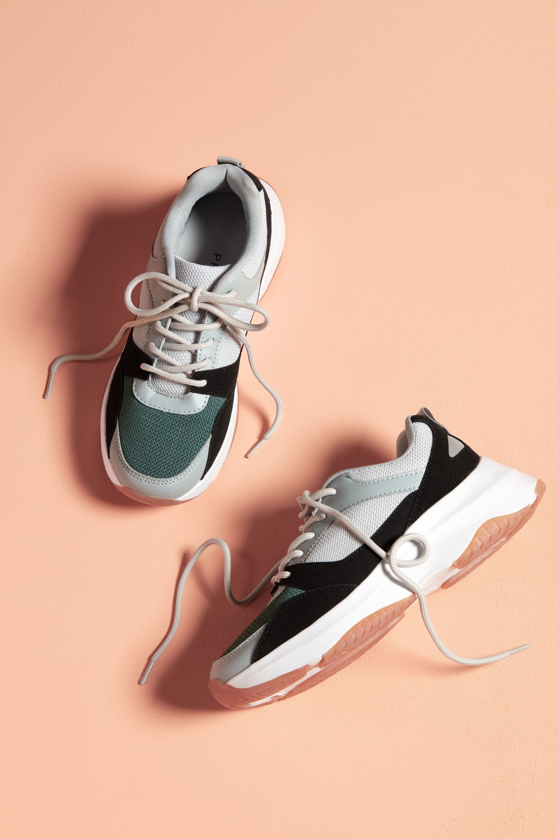 Primark womenswear chunky trainers