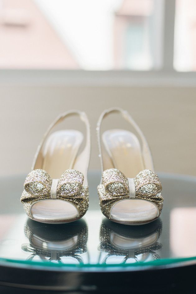 Diy Wedding In Toronto With Pretty Diy Botanical Decor Gold Wedding Shoes Wedding Shoes Bridal Shoes
