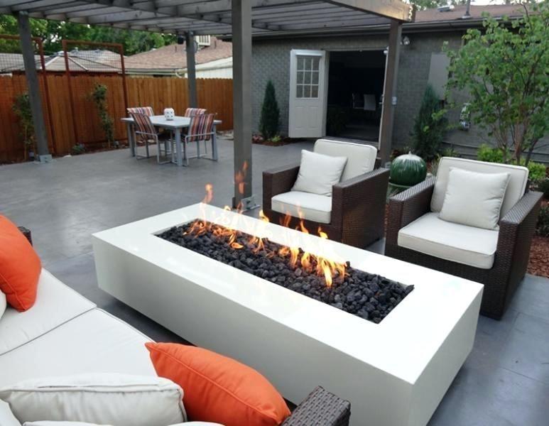 Moderne Feuerstelle Feuerstelle Garten Feuerstellen Fur Die Terrasse Gas Feuerstelle