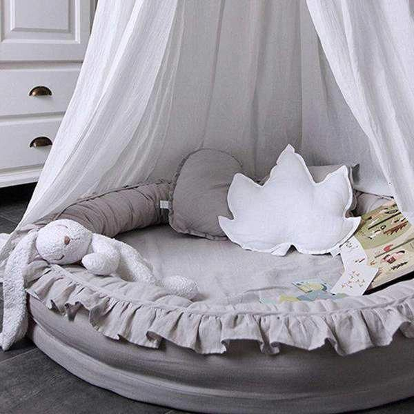 Photo of Verdickter Rüschenpelz Teppich Creeping Carpet for Baby – TYChome Spielzimmer Organisation …