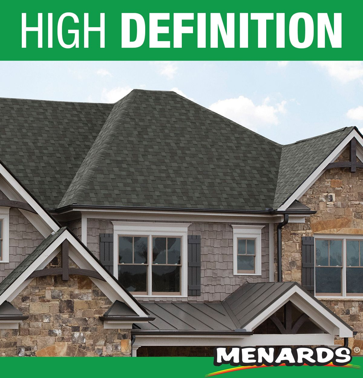 Best Atlas® Briarwood Pro™ Shingles Bring A Unique Style Of 400 x 300