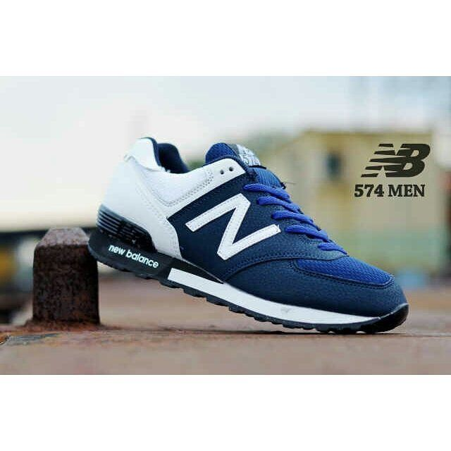 New Balance 574 Men  Size : 39 - 44  Price : 250rb  Include : Sepatu  Box  sticker  untuk info dan pemesanan silahkan hubungi :  PIN : 5F143689  SMS/WA : 082123418993 (Fast Respon)  #boy #sepatuboots #boots #newbalance #sepatucowo #ootd #trustedseller #sepatucasual #pantofel #countryboots #nb #jualnike #sepatubranded #bandung #doctmart #mensshoes #sepatubagus #sepatuonline #moofeat #leathershoes #gratisongkir #highheels #flatshoesmurah #jualflatshoes #jualwedges #sepatukets #onlineshop…