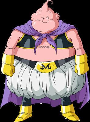 Majin Buu Render 20 Db Xkeeperz By Maxiuchiha22 Dragon Ball Super Manga Dragon Ball Artwork Chibi Dragon