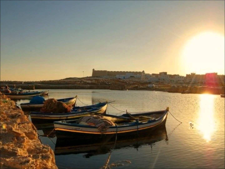 La beaute de Mahdia Tunisie 2012