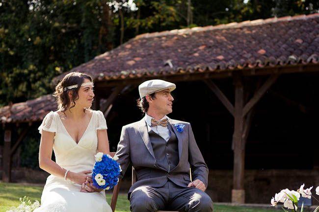 7 Mariage guinguette cérémonie