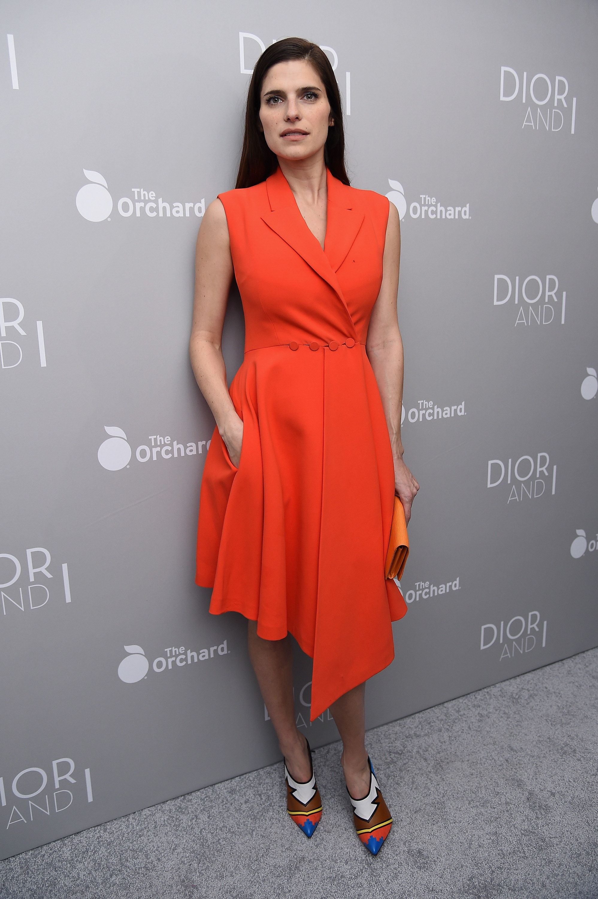 Lake Bell - The Orchard's DIOR & I Screening, NYC 7 April 2015