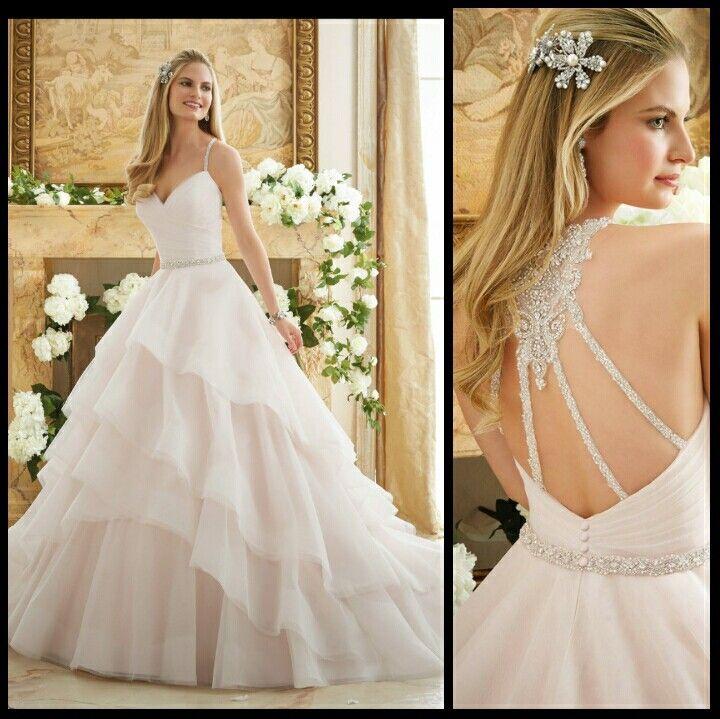 Morilee Wedding Dresses 2873 In 2020
