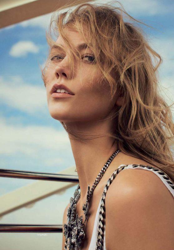 Karlie Kloss - S Moda Magazine May 2016 Issue