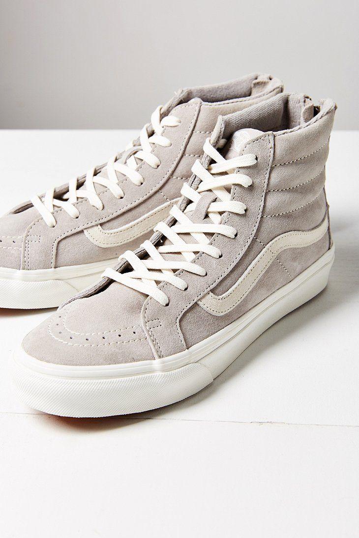 1d1f766ce48 Vans Scotchgard Sk8-Hi Slim Zip Sneaker