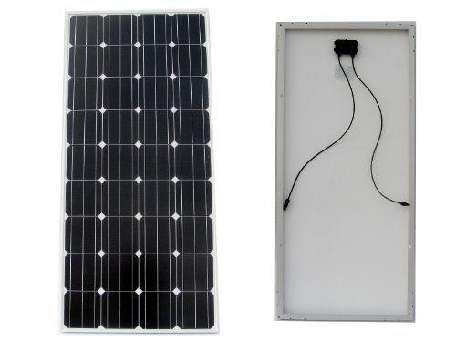 Eco Worthy 300 Watt 2 Pieces 160w Monocrystalline Photovoltaic Pv Solar Panel Module 12v Ba Solar Panels For Home Solar Panel Installation Tall Cabinet Storage