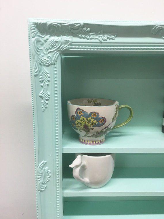 Mug Display, Mug Holder, Coffee Organizer #mugdisplay Mug Display, Mug Holder, Coffee Organizer #mugdisplay