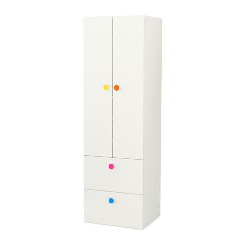 IKEA - STUVA & FÖLJA, Wardrobe with 2 doors+2 drawers. $169. Width ...