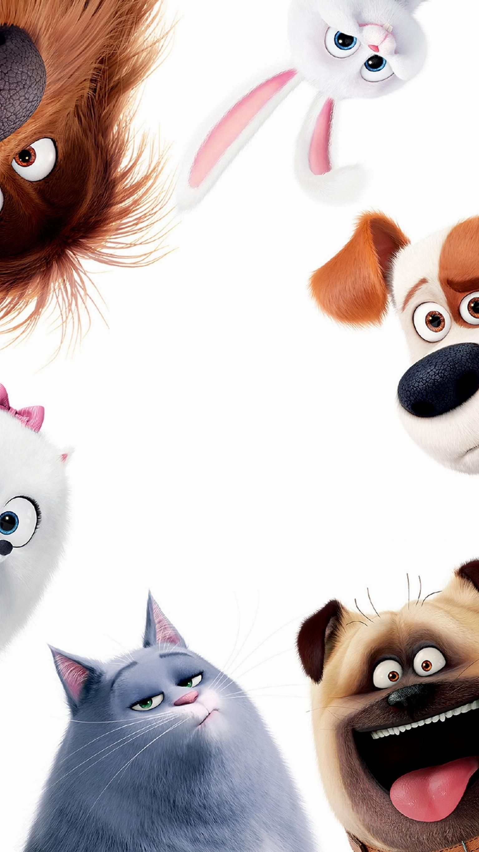 The Secret Life of Pets (2016) Phone Wallpaper Cute