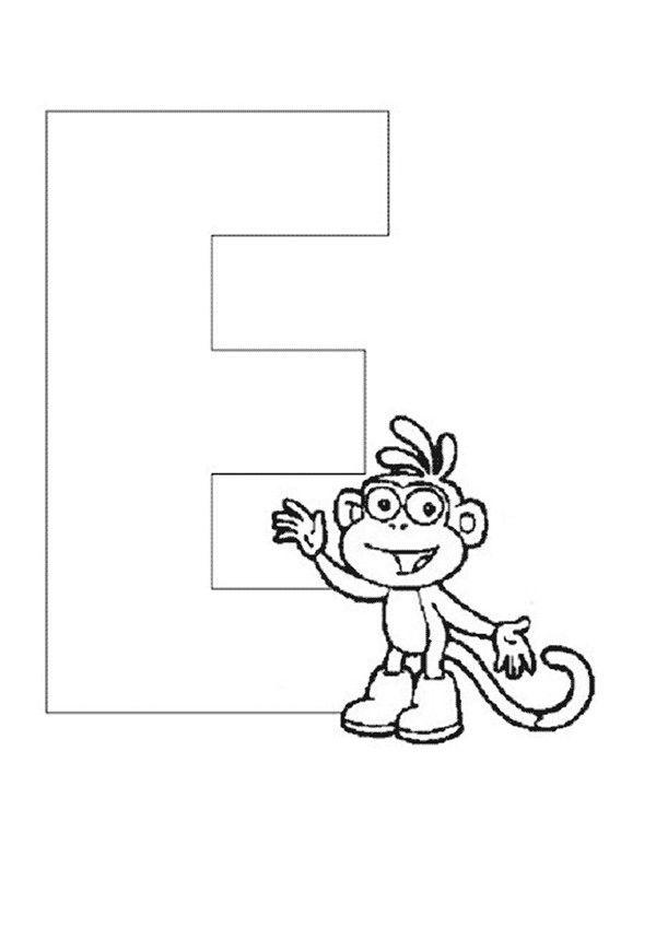 Lernübungen für kinder zu drucken. Infant Alphabete 46 ...