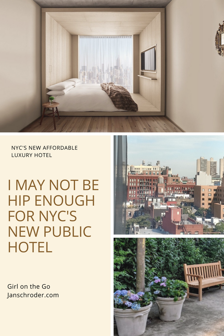 I May Not Be Hip Enough for New York\'s New Hip Public Hotel | Ian ...