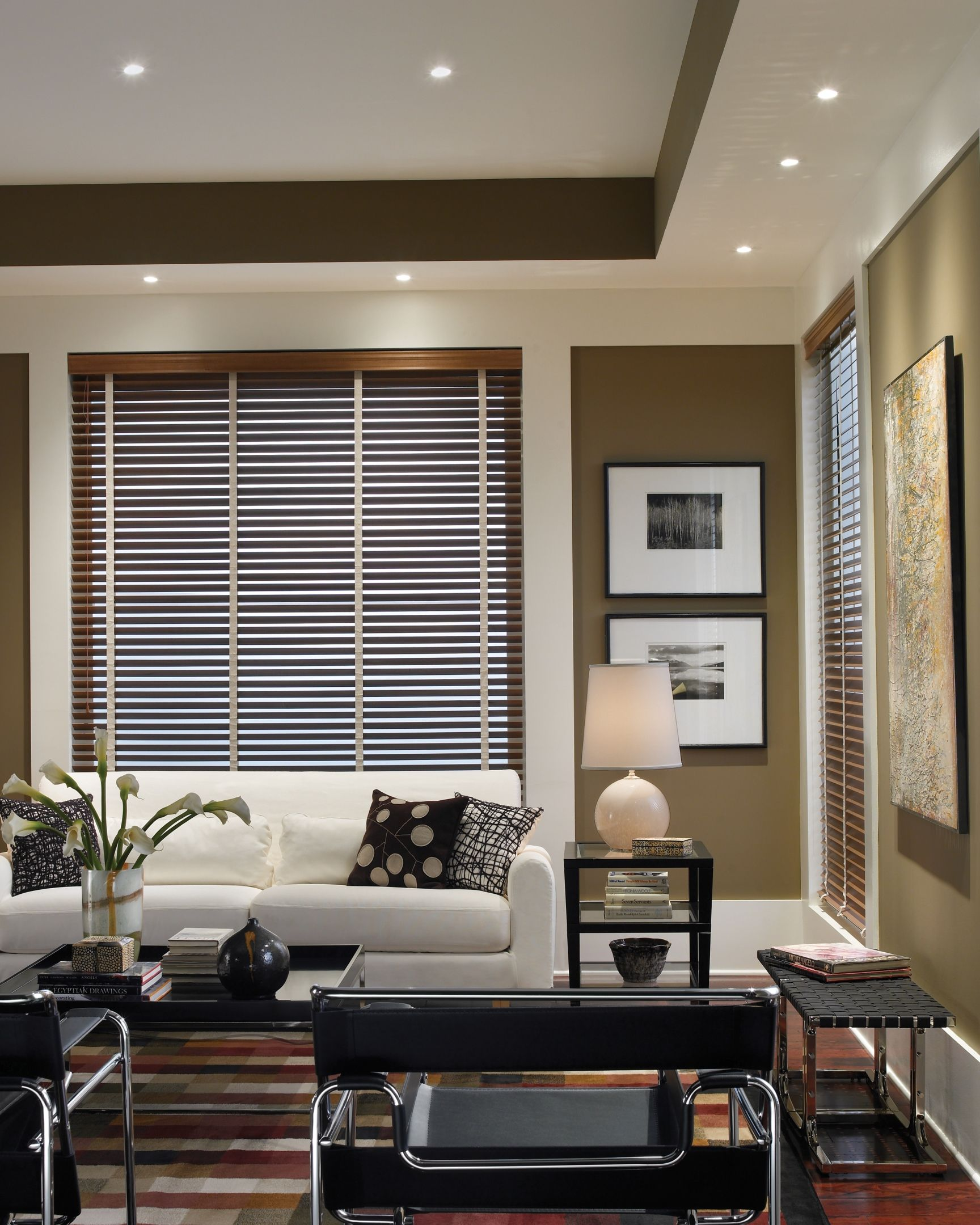 How to Choose Recessed Lighting: Downlighting, Types, Trims ...