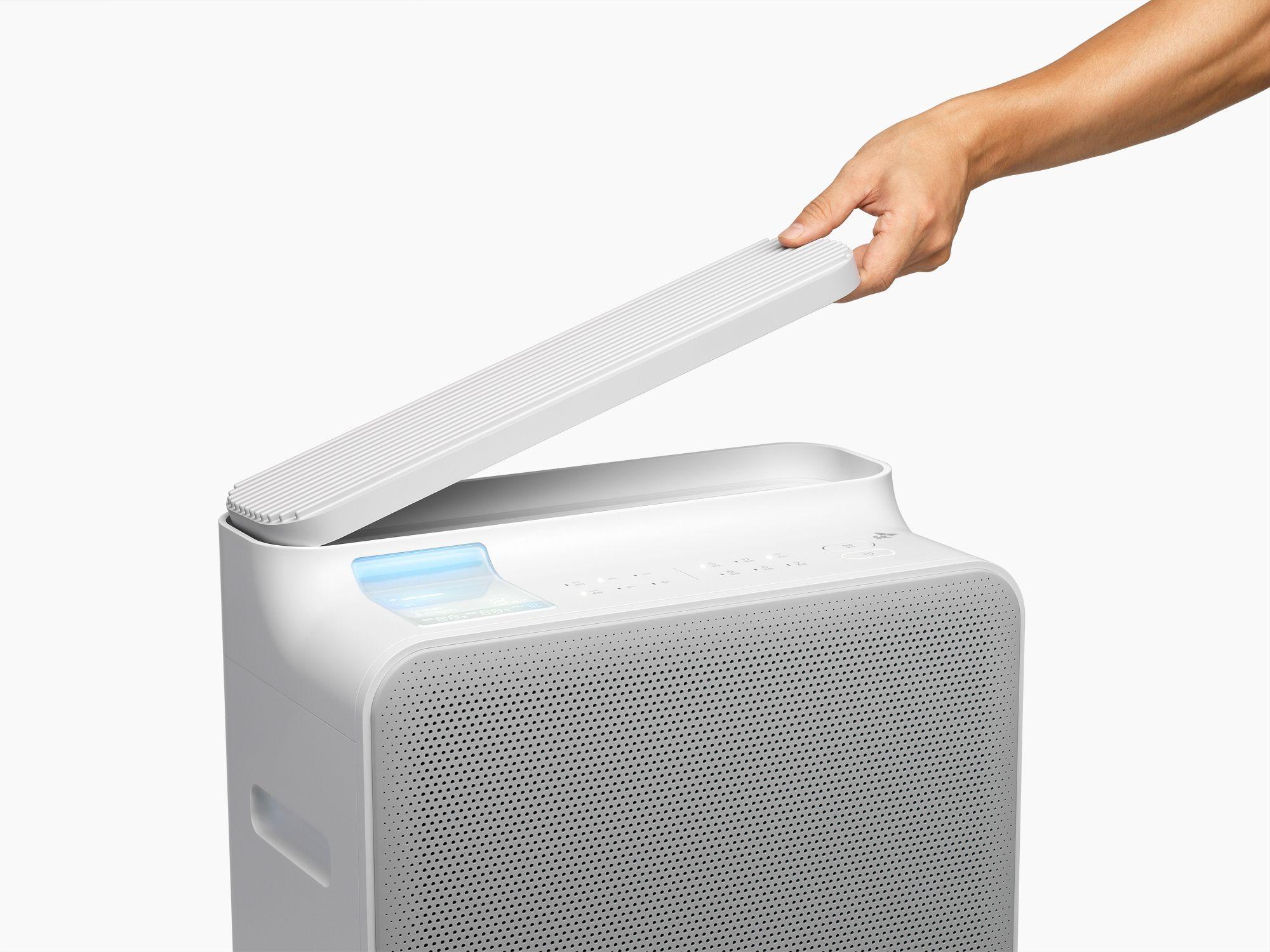 SUPER L Air cleaner