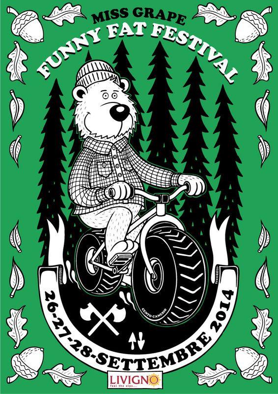 Bicycle Graphic Design Kreslene Pinterest Velos