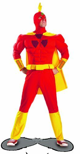 [HALLOWEEN] Disguise Costumes The Simpsons Radioactive Man Classic Muscle Mens Adult Costume - $12.09 with FREE SHIPING WORLDWIDE!  sc 1 st  Pinterest & HALLOWEEN] Disguise Costumes The Simpsons Radioactive Man Classic ...