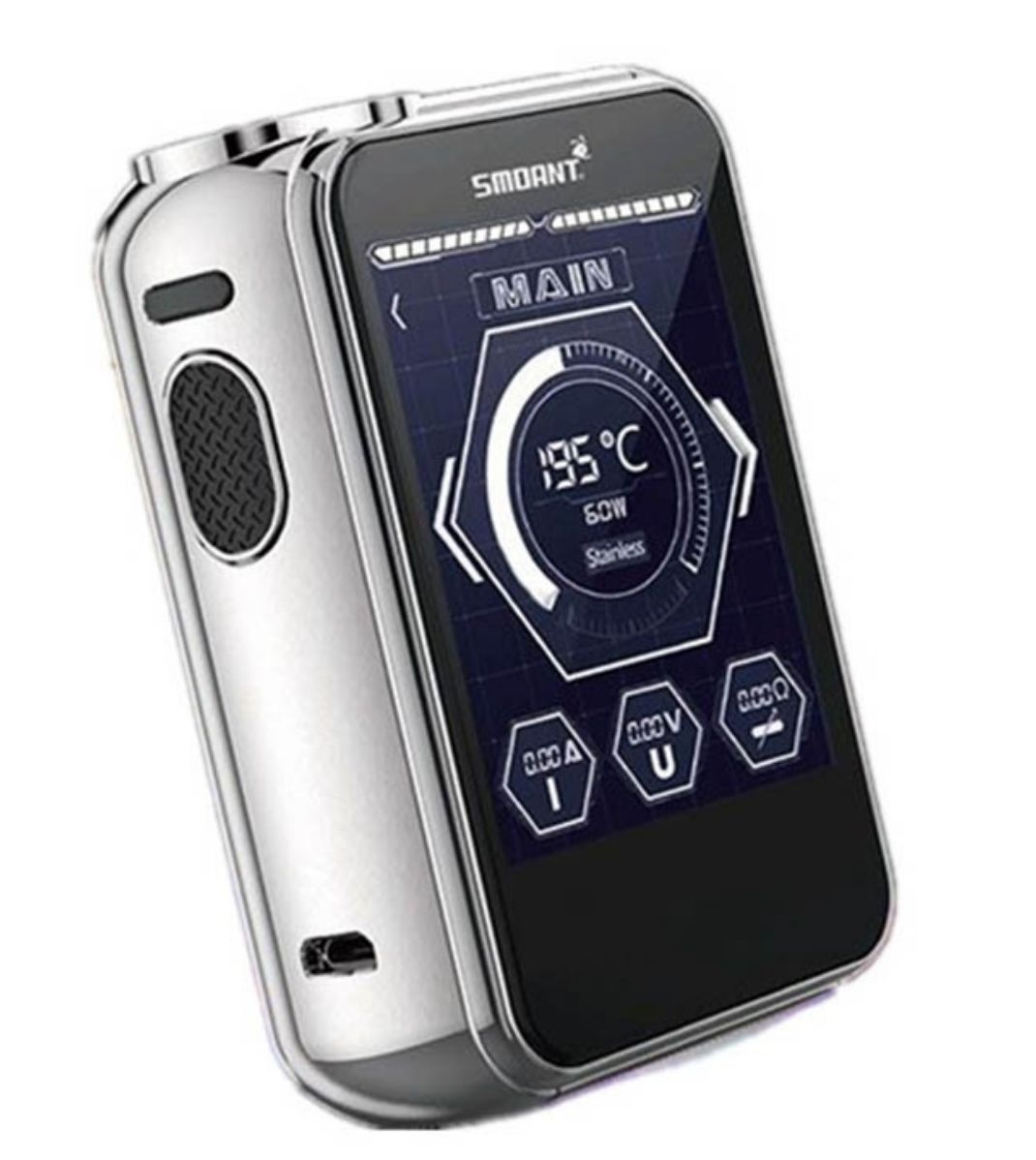 Smoant Charon TS 218 Touch Screen Box Mod - Smoant | Breazy com