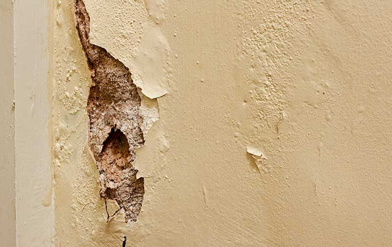 Comment isoler un mur humide ? Construction, Water damage and - traitement humidite mur exterieur